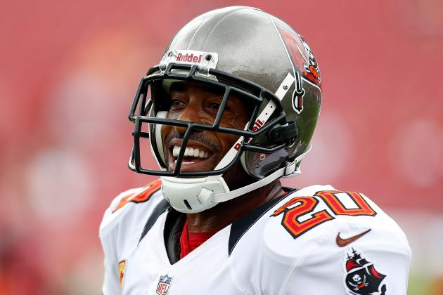 Why Ronde Barber's Switch to Safety Was a Great Career Move
