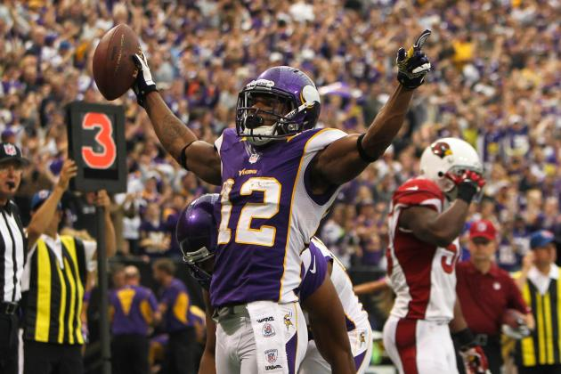 Buying or Selling Percy Harvin as NFL's Best Offensive Player