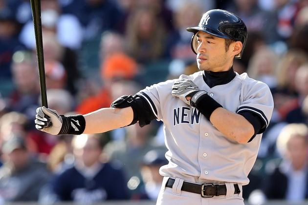 MLB Free Agency 2013: Ichiro Suzuki Looking to Return to New York Yankees