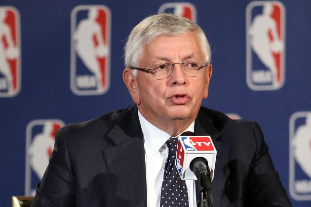 One Burning Question Every NBA Fan Wants to Ask David Stern