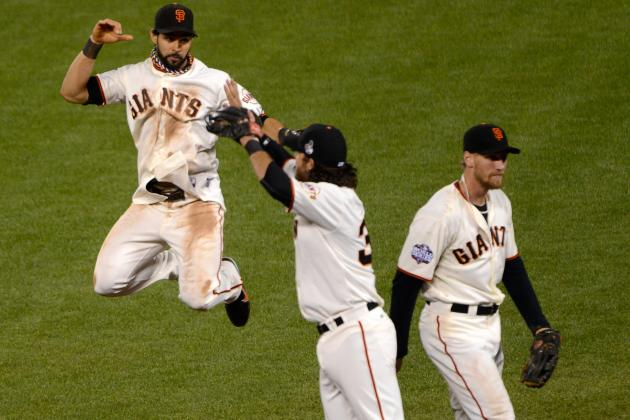 MLB Playoff Bracket 2012: Tigers Ready to Respond to Giants in World Series