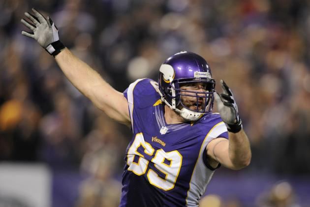 Jared Allen: Why Vikings DE Is Still the NFL's Best Pass-Rusher