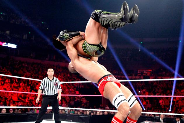 WWE Hell in a Cell 2012: Could Antonio Cesaro and Justin Gabriel Steal the Show?