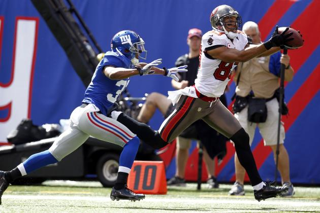Vincent Jackson: Breaking Down Receiver's Fantasy Profile at Midseason