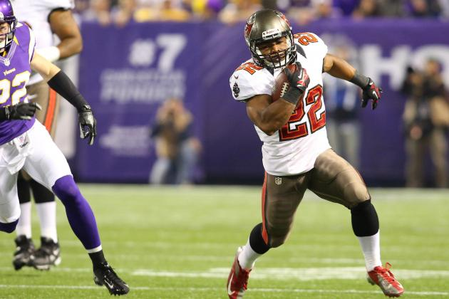 Doug Martin: Why Bucs RB Will Be a Fantasy Stud in Second Half of Season