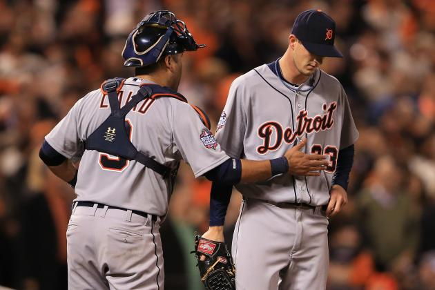 World Series 2012: Does the Tigers' Brutal Bullpen Make a Comeback Impossible?
