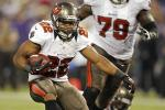 Doug Martin Outshines AP in Bucs Win vs. Vikes