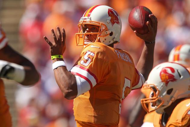 Is Josh Freeman a Top-10 NFL QB?