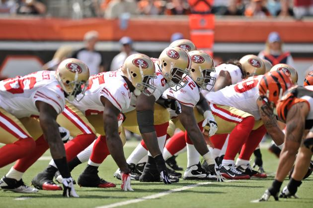 49ers OL Wins the Most Valuable Protectors Award, Plus More NFC West News