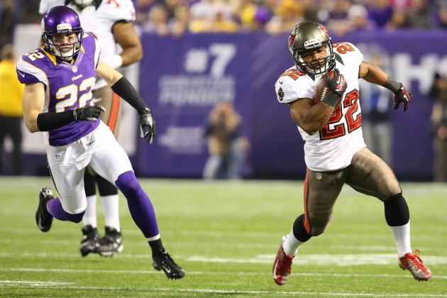 Doug Martin: Bucs RB's Epic Performance vs. Vikings Opens Fantasy Trade Options