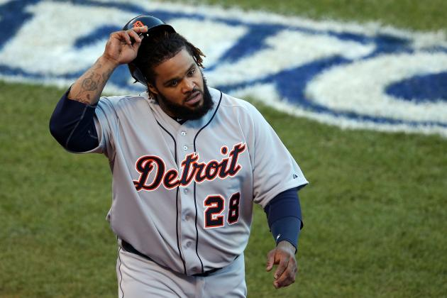 World Series 2012: Tigers Need Prince Fielder To Play Up to His Contract