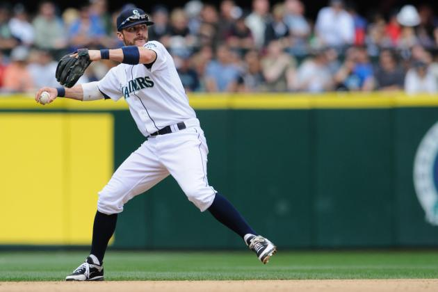 Seattle Mariners' Brendan Ryan Wins Best Defensive Shortstop Award