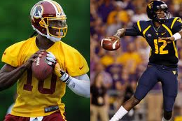 Geno Smith vs. RGIII: Where Are Dynamic QBs Alike, Different?