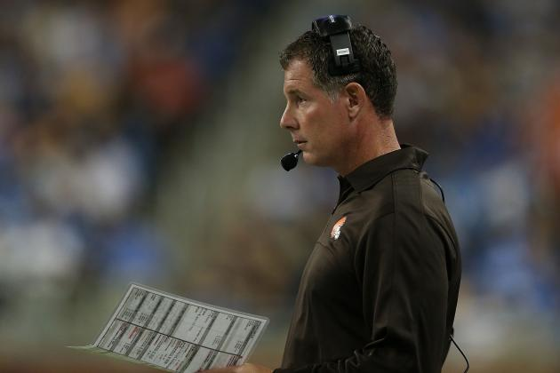 Pat Shurmur Continues to Fail as Cleveland Browns Coach: NFL Week 8 Lines