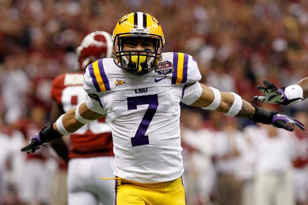 Tyrann Mathieu: NFL Teams That Would Likely Draft the Embattled LSU Star