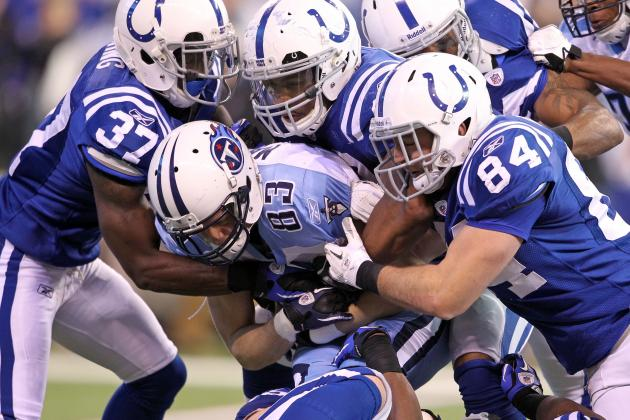 Colts vs. Titans: Spread Info, Line and Predictions