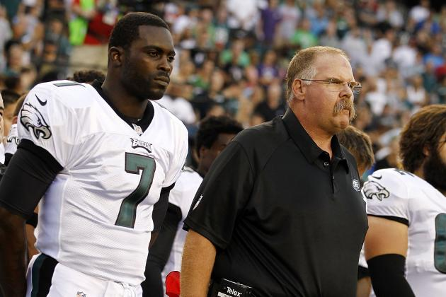 Eagles Facing Must-Win for Mike Vick, Andy Reid, Fans After Tumultuous Bye Week