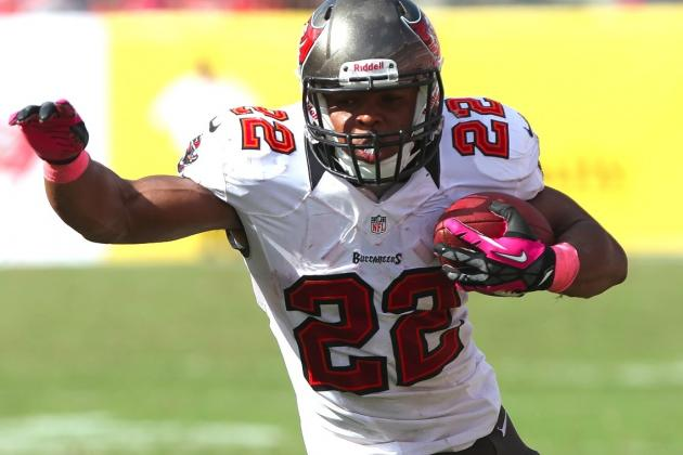 Doug Martin: Why Tampa Bay Buccaneers Rookie Is the Next Ray Rice