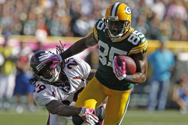 Greg Jennings: Why Fantasy Owners Should Hold on to the Injured Packers' WR