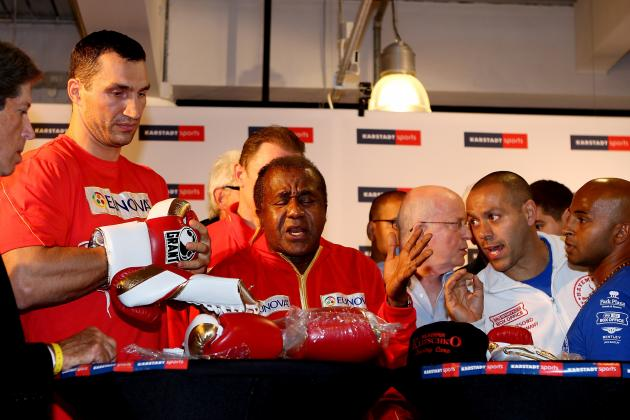 Wladimir Klitschko: Will Trainer Manny Steward's Death Expsose Old Cracks?