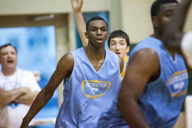 Why Andrew Wiggins Will Be the Star of the 2014 NBA Draft Class