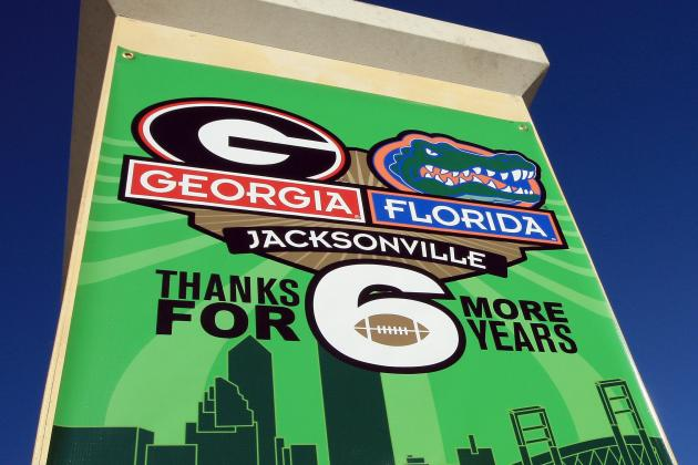 Why Georgia and Florida Are Hurting Themselves Not Allowing Recruits at Game