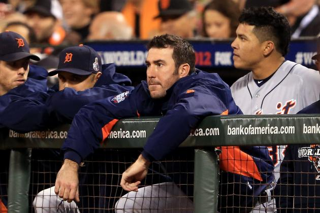 Justin Verlander Will Not Start Game 4 on Short Rest