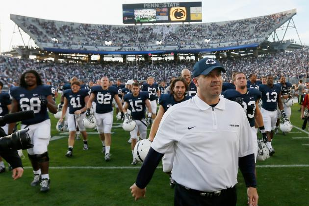 Penn State Juggles Loss of Scholarships