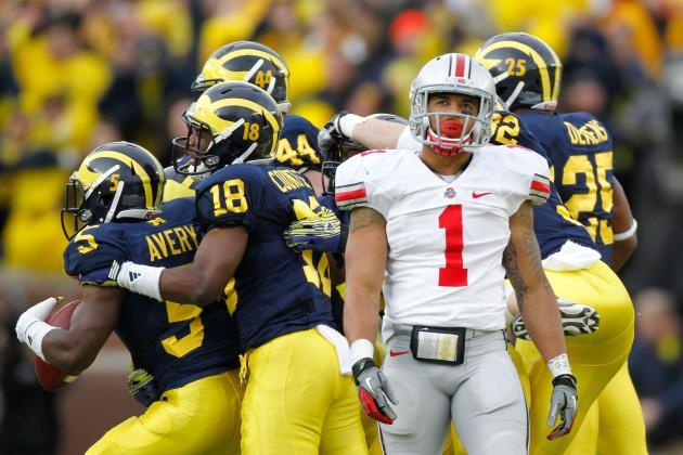 Ohio State-Michigan Rivalry Transcends the Greatest Rivalries in Sports