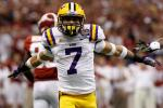 Ex-LSU Star Tyrann Mathieu Arrested Again, Will Likely Enter Draft