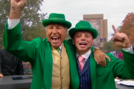 Lee Corso Signs 2-Year Extension To Remain on College GameDay