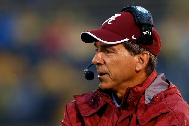 Will to Win Drives Alabama's Saban