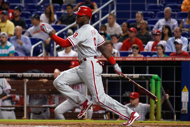 Darin Ruf or Domonic Brown—For the Philadelphia Phillies, That Is the Question