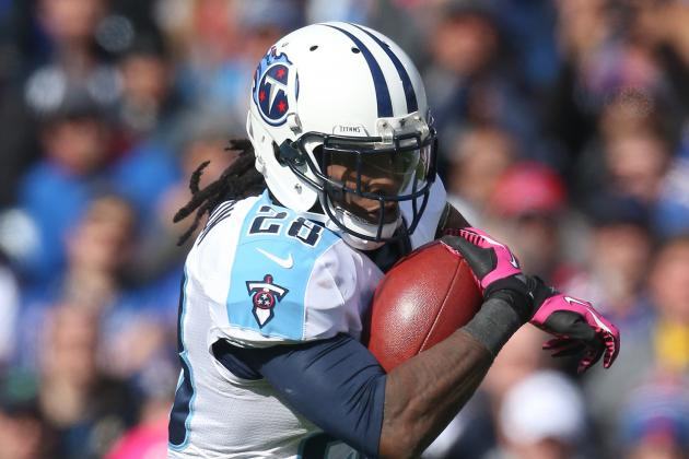 Titans' RB Johnson: 'I Never Felt Like I Left'