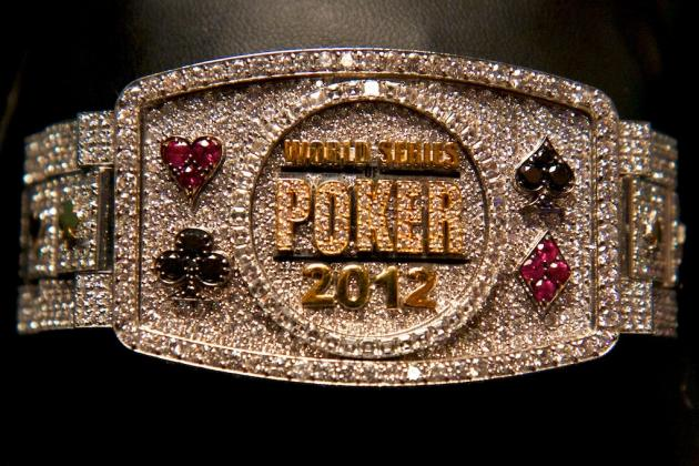 WSOP 2012 Schedule: Date, Time, Live Stream and TV Info for Main Event
