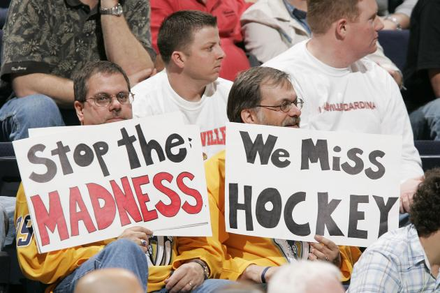NHL Lockout 2012: League Denying Players Meeting Puts Season in Further Jeopardy