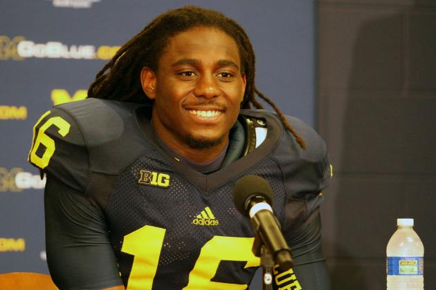 Debate: Do You Like Seeing Denard Robinson on Special Teams?