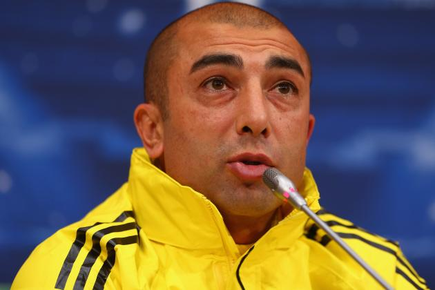 Chelsea Would Back Rule to Sack Racist Players, Says Roberto Di Matteo