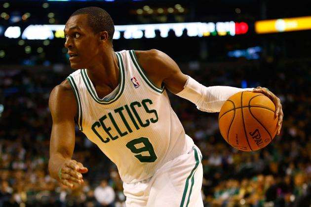 Rajon Rondo's Improved Foul Shot Will Boost MVP Candidacy in 2012-13