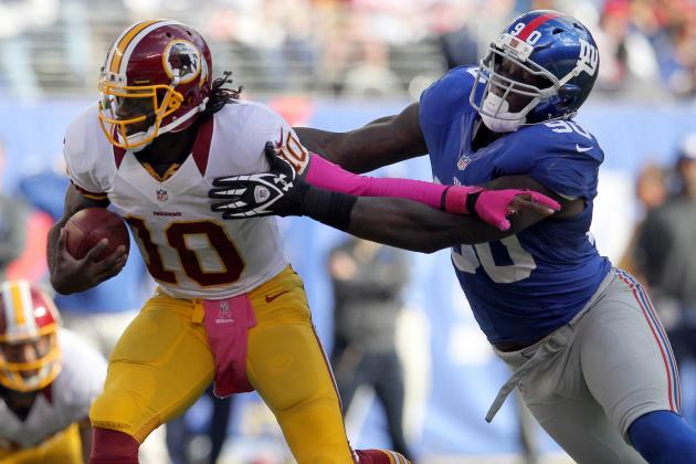 Giants Coordinator Says JPP Having a Sack a Game Is Unrealistic