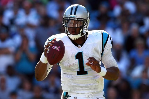 Newton Tries to Get Panthers Going in Chicago