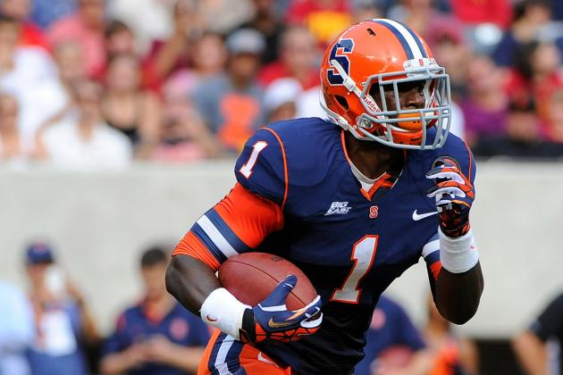 Syracuse University Running Back Broyld Doubtful for USF Game