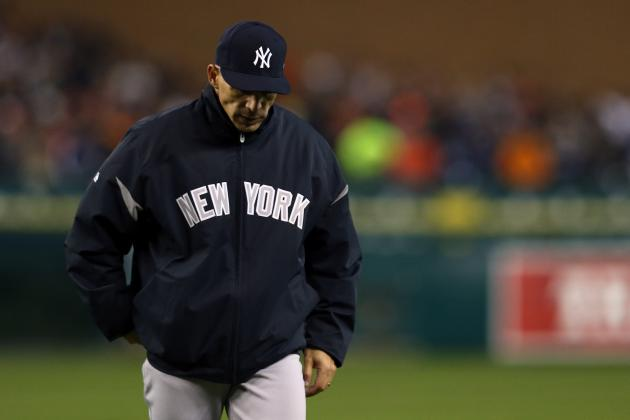 Pressure Could Pop Girardi Out of N.Y.