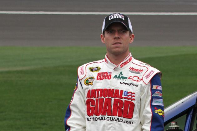 Regan Smith to Race Nationwide for JR Motorsports