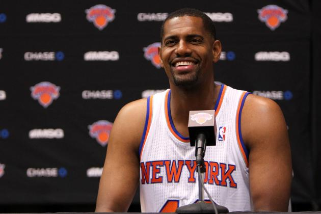 Yoga Helps Knicks Veteran Thomas Get to Core of His Talent
