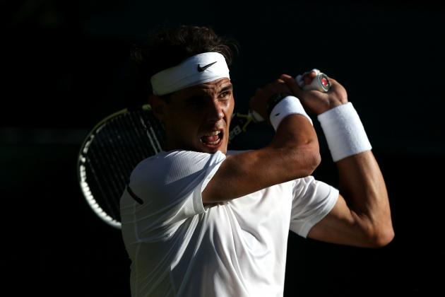 Rafael Nadal Withdraws from Paris, London ATP Finals