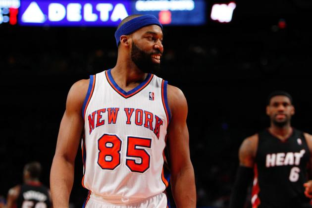 Is the New York Knicks' Baron Davis Dating Demi Moore?