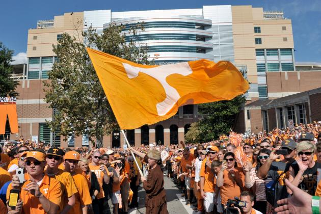 Tennessee Vols 13th in SEC in NCAA Graduation Success Rate