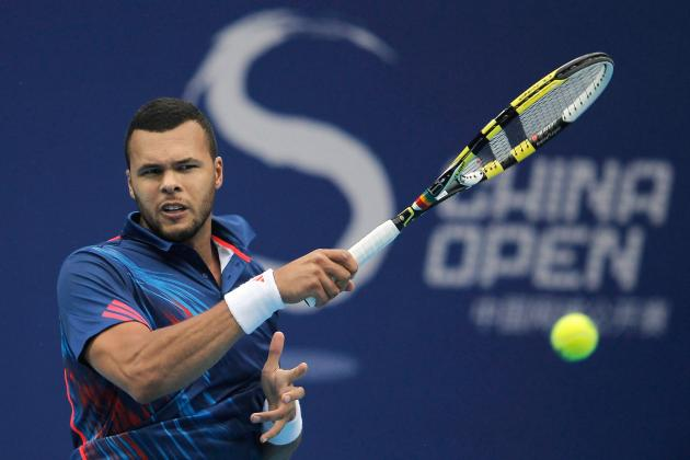Report: Tsonga Hires Rasheed as Coach