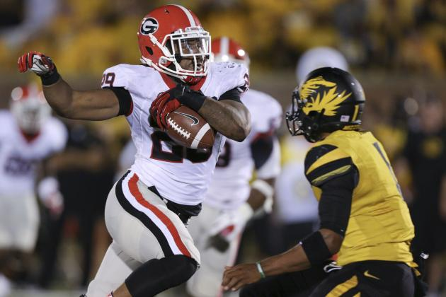 Video: Jarvis Jones the Key for Georgia
